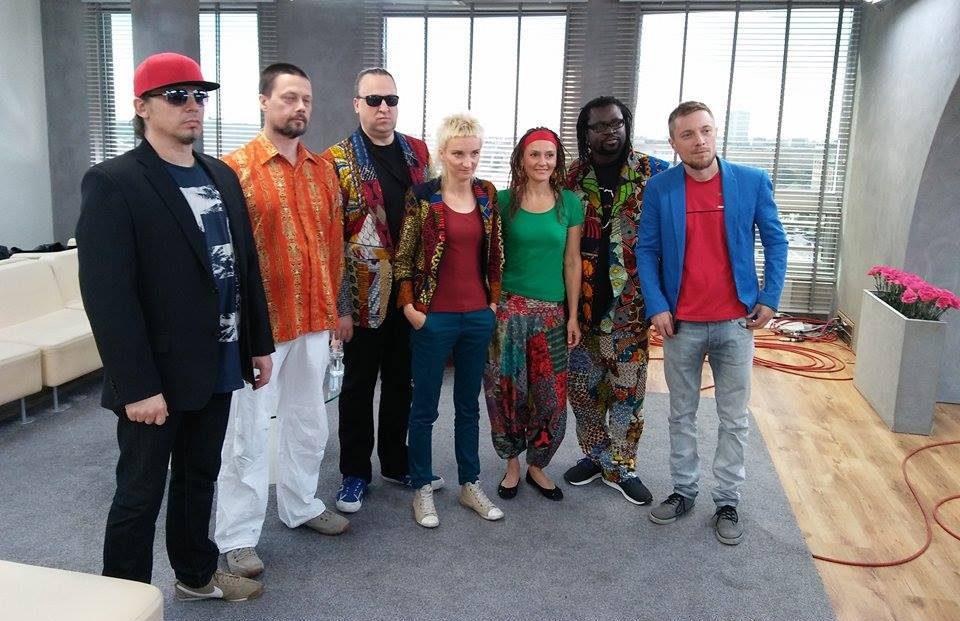 Na scenie Dzień Dobry TVN